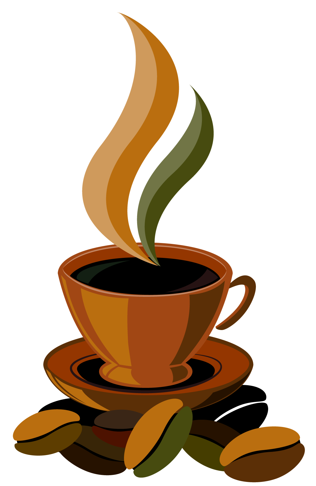 Coffee clipart caffeine. Cup png vector gallery