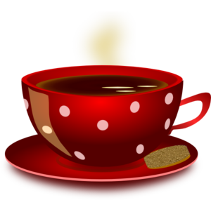 Coffee cup clipart cute.