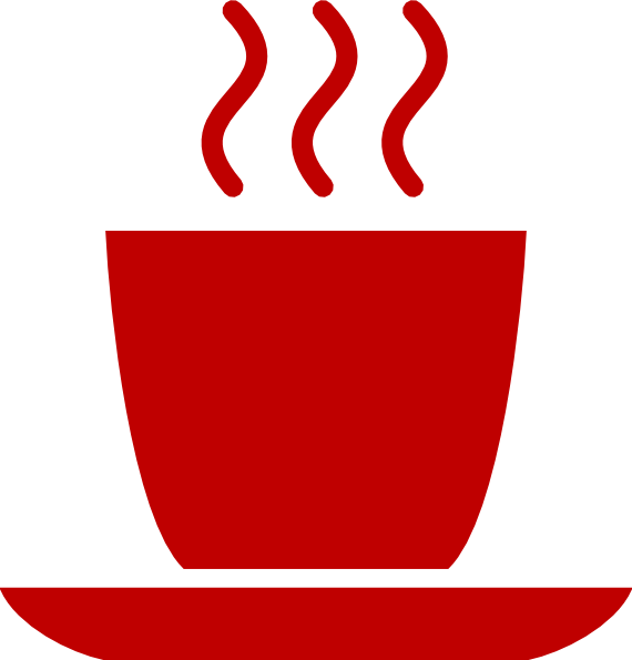 Coffee cup clipart red. Mug clip art at