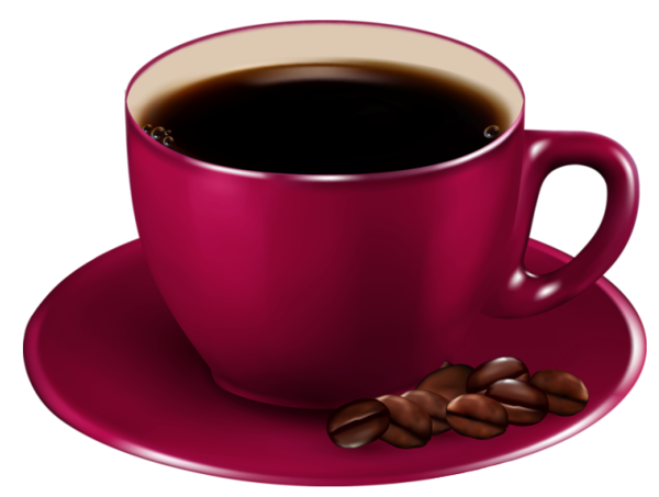 Cafe cup png. Red coffe clipart k