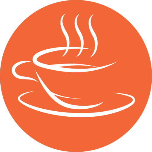 Coffee cup logo png. Cropped bsct tea icon