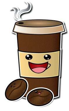 Coffee cup png animated. Best cartoons images