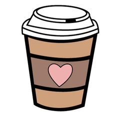 Coffee cup png cute. Cartoon drawing cartoons our