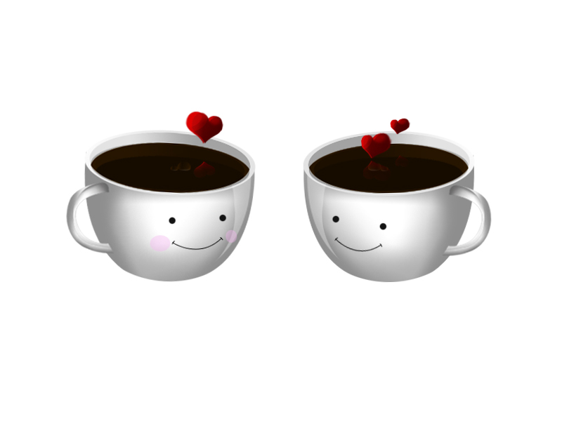Coffee cup png cute. Designer icon