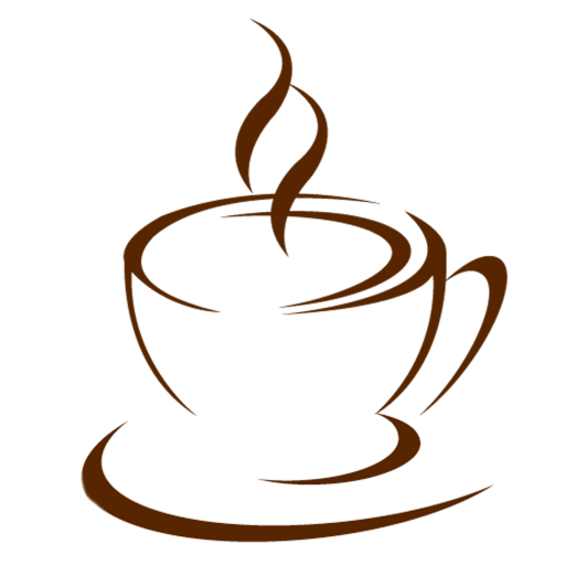 Coffee cup png logo. Cropped fb croppedfbcoffeecuppng