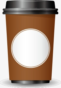 Coffee cup png plastic. Tea shape and vector