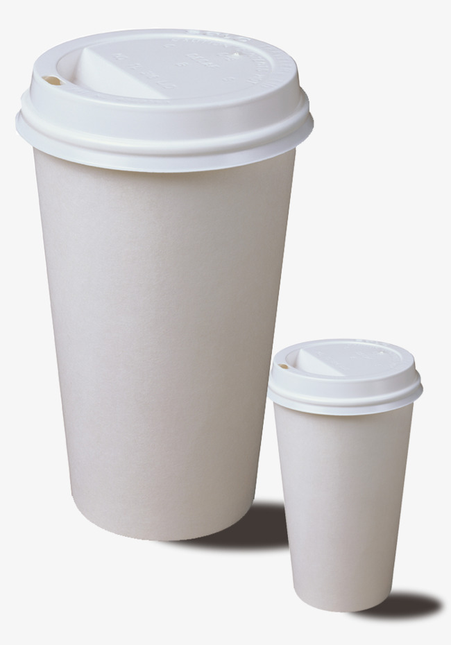 Coffee cup png plastic. Cylindrical white mug and