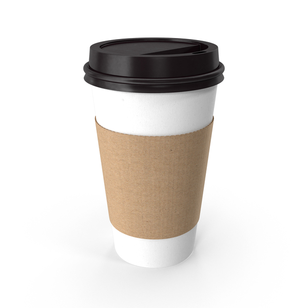 Coffee cup png take away. To go with lid