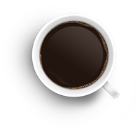 Coffee cup png top down. Download mug free photo