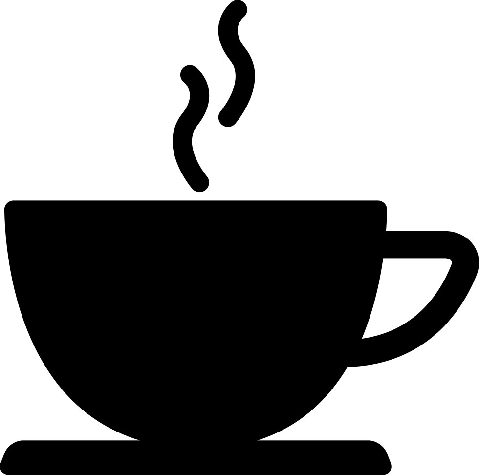 coffee cup silhouette png