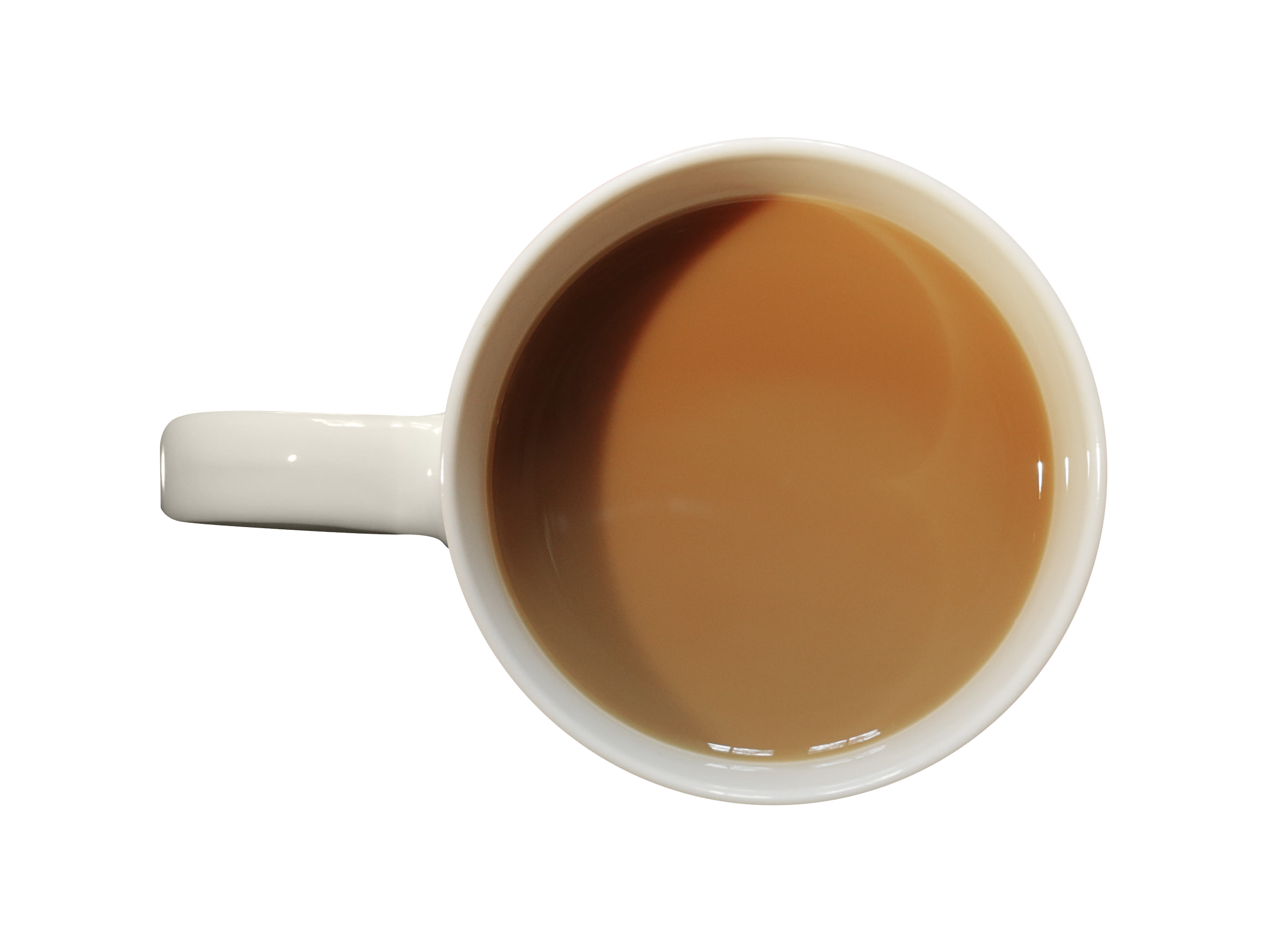 Coffee cup top view png. Mug image transparent best