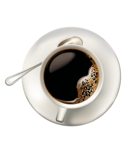 Coffee cup top view png. Free images toppng transparent