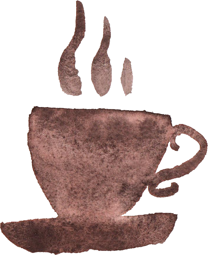 coffee cup png watercolor