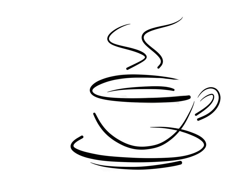 Coffee cup clipart logo. Download image png images