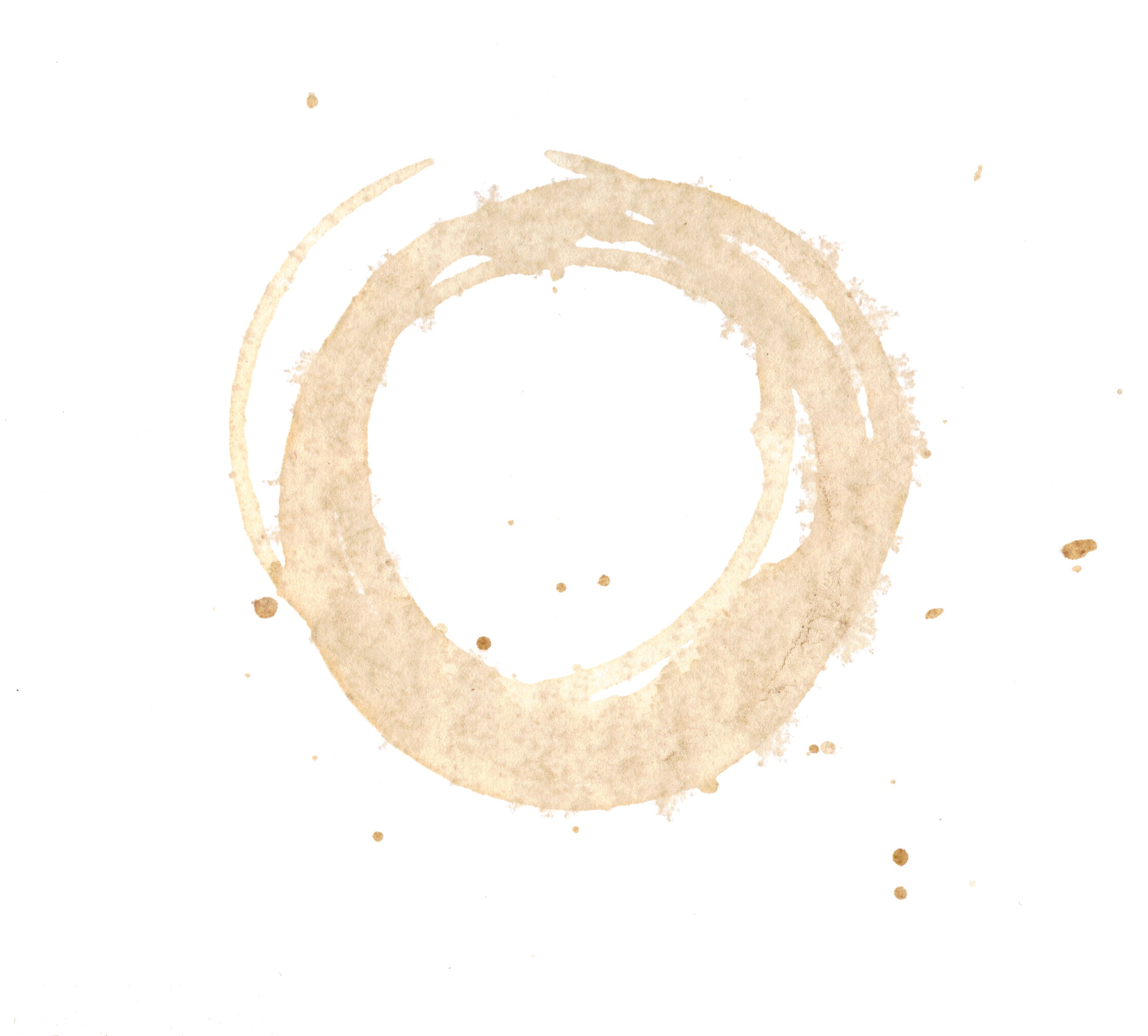 Coffee mug stain png. Image transparent onlygfx