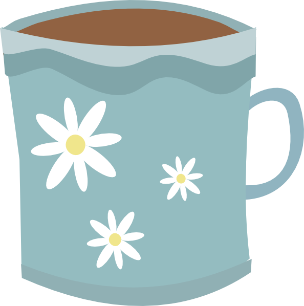 Coffee mug vector png. Clipart cute frames illustrations