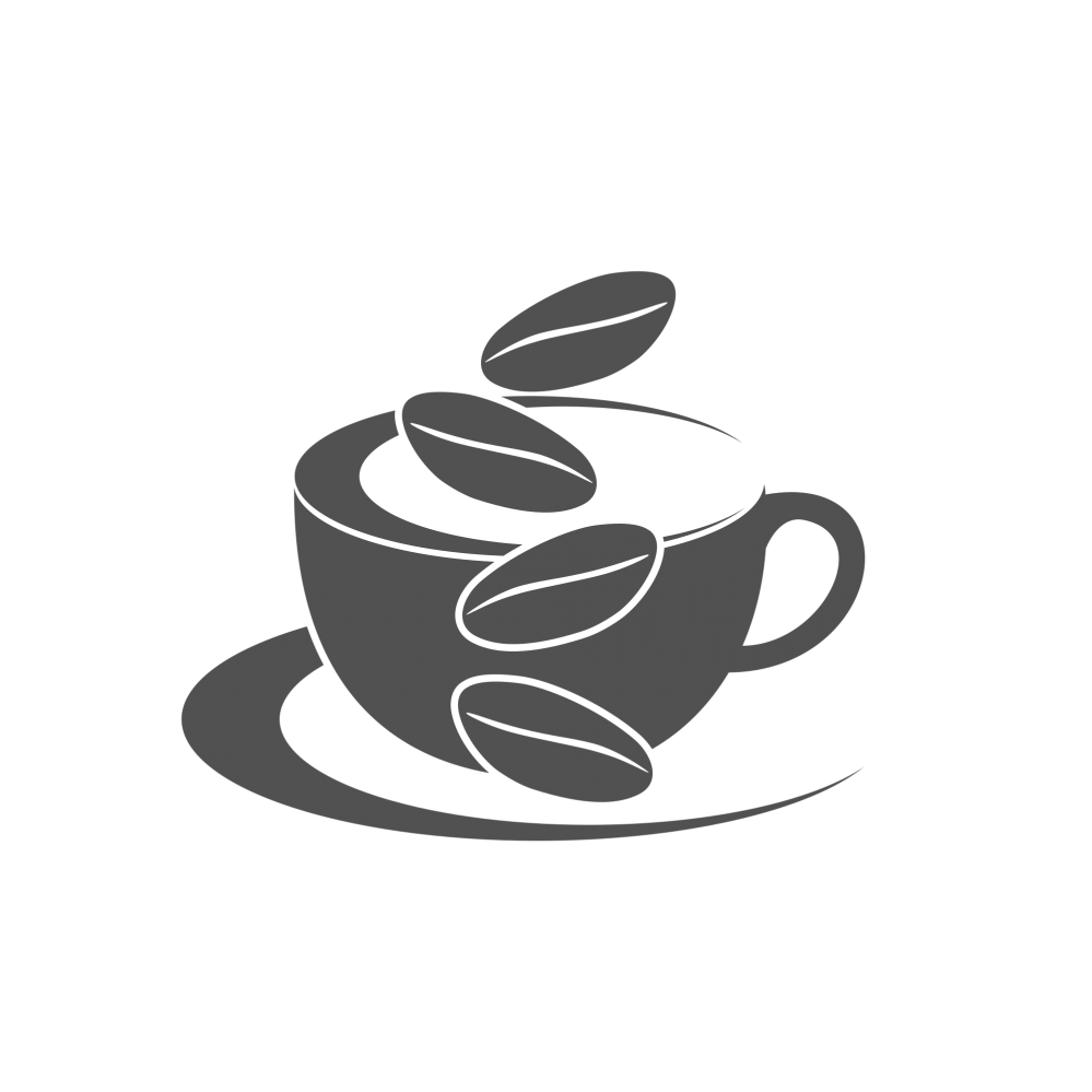 Coffee shop logo png. Design free elements objects