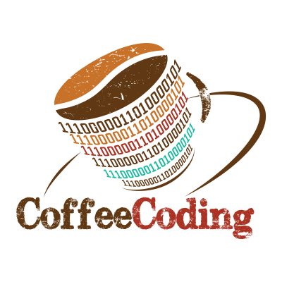 Coffee shop logo png. Coding design gallery inspiration