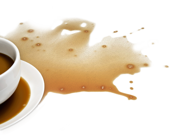 Coffee spill png. Lisa s carpet cleaning