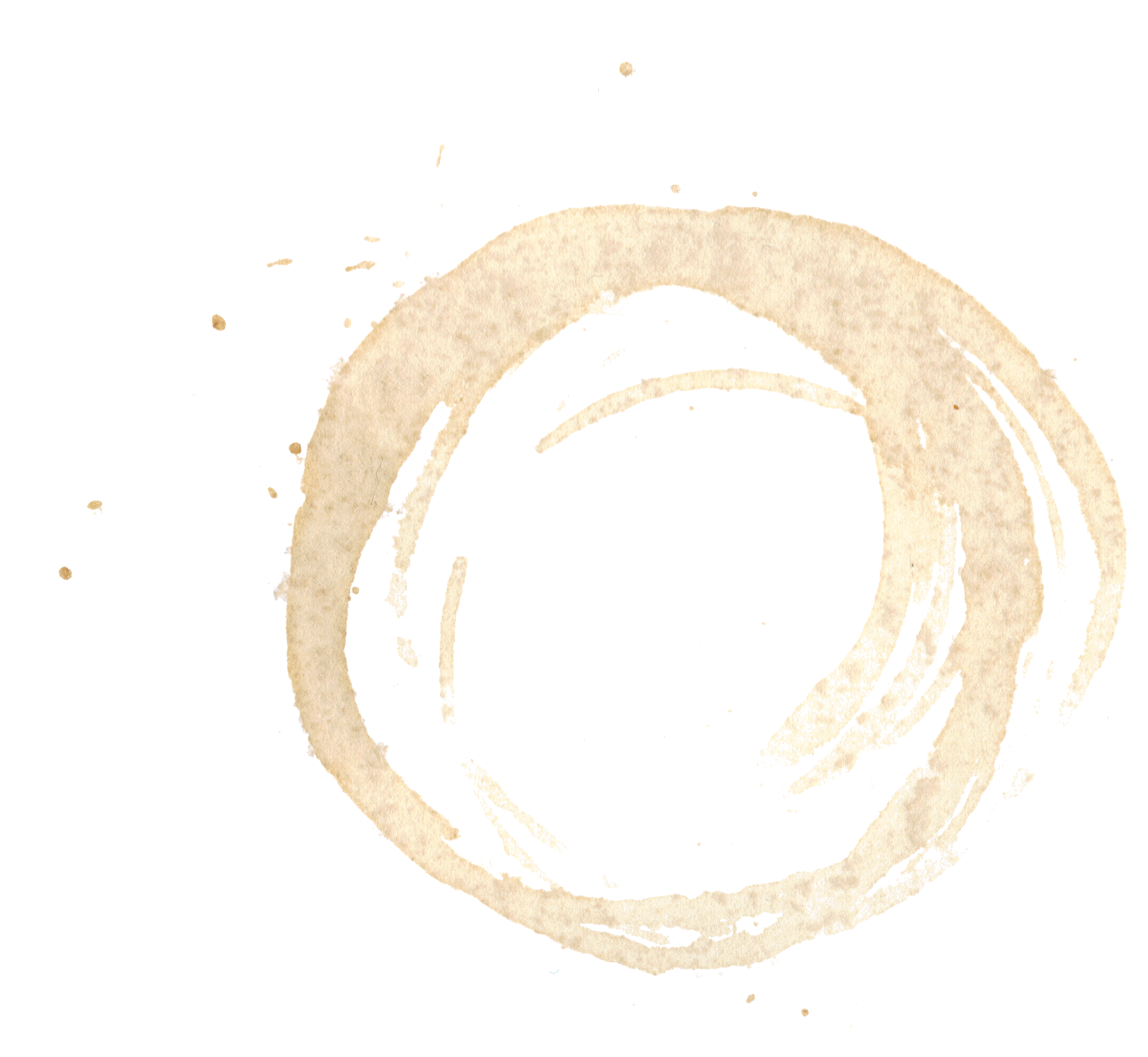 Coffee stain transparent png. Image onlygfx com