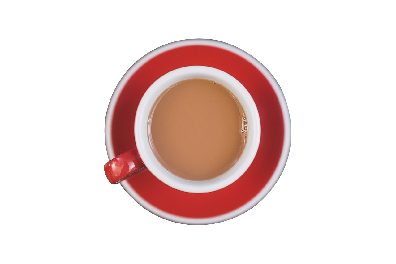 Coffee top view png. Cup circle transprent free