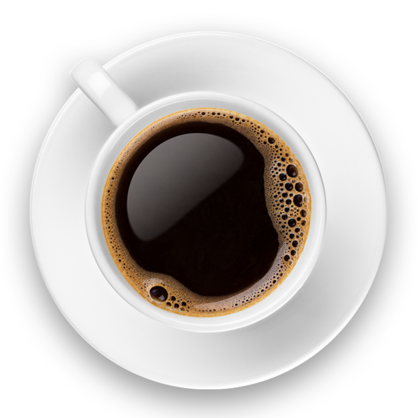 Coffee top view png. Paul delima artful craft