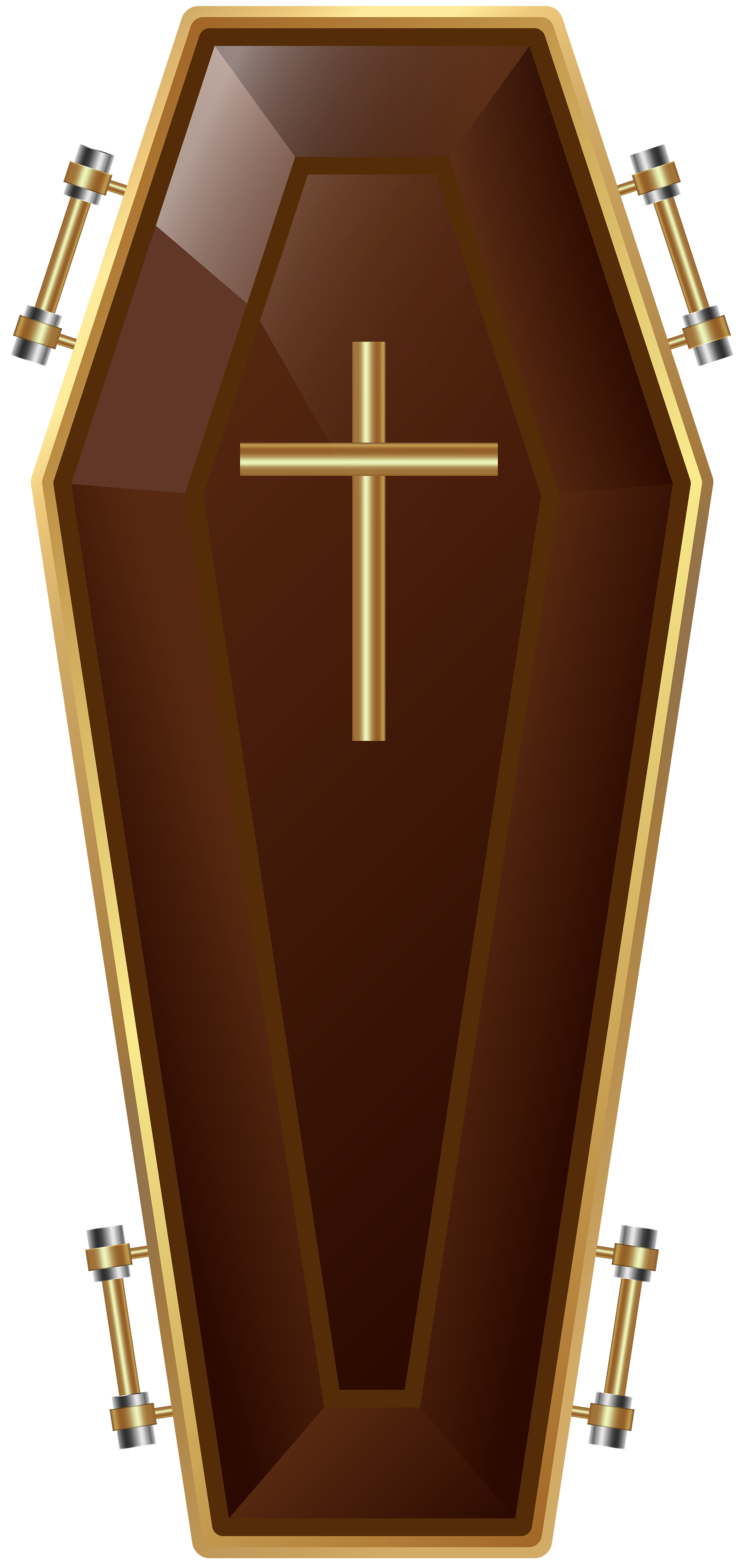 Coffin and candles png. Brown transparent image gallery