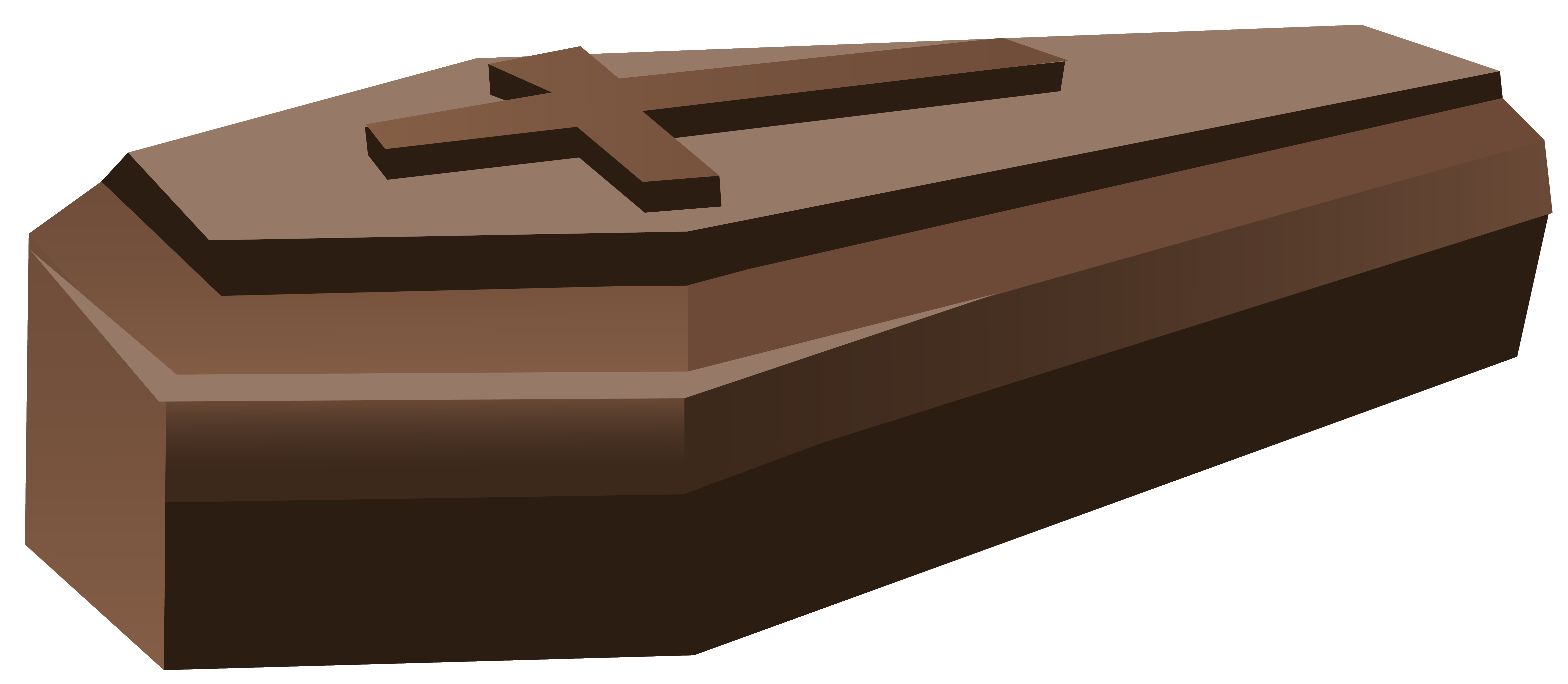 Coffin clipart png. Brown image gallery yopriceville