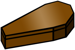 Coffin clipart clipart free stock