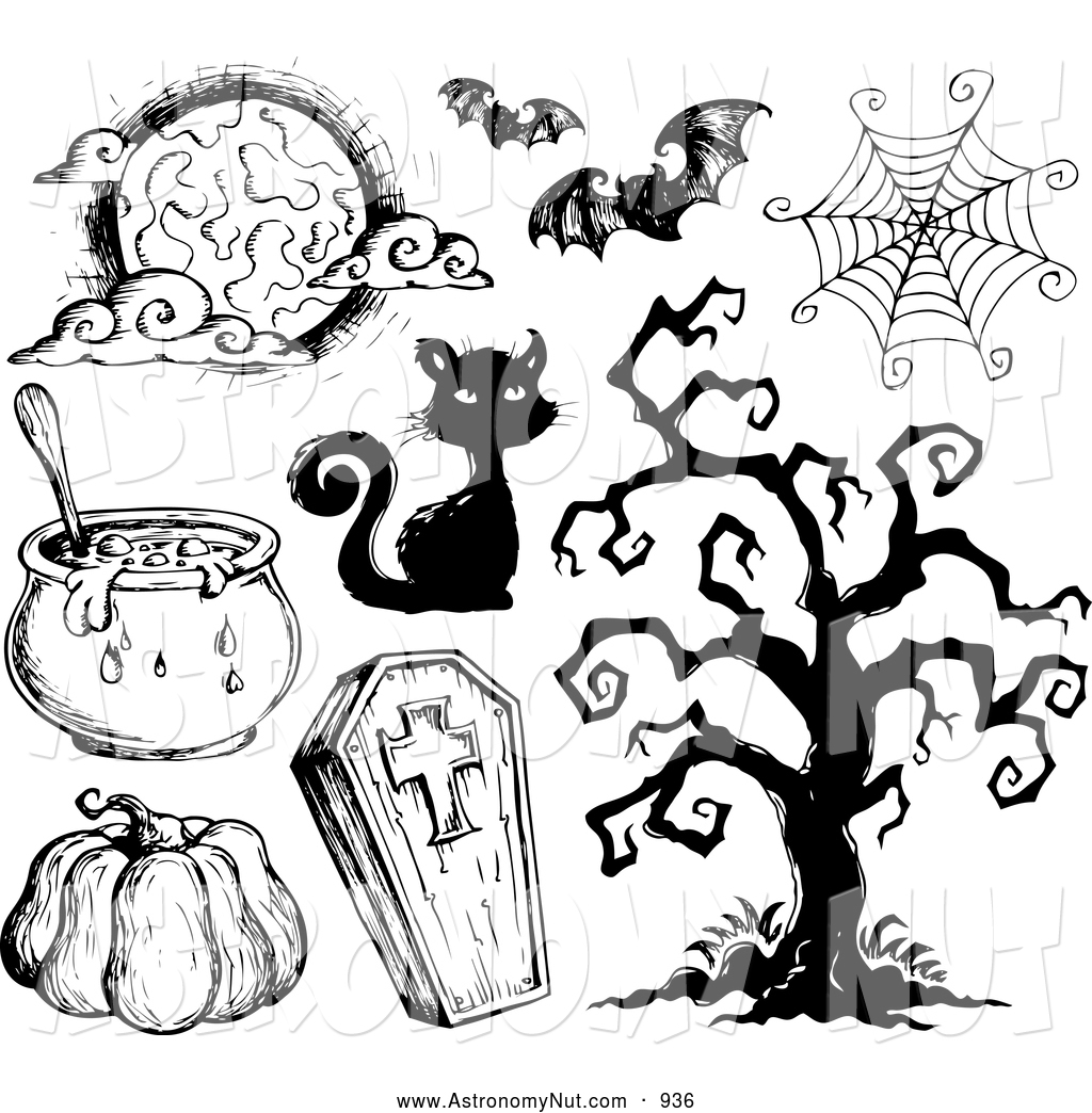 Coffin clipart sketch. Of sketched black and