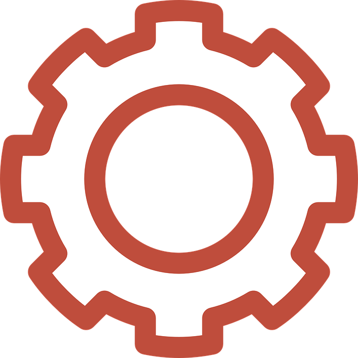 Cogs vector mechanical. Collection of free geer
