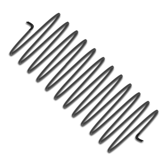 Clip spring steel. Computer icons art coil