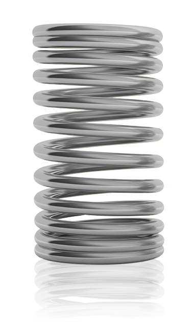 Coil spring png. Precision custom formed metal