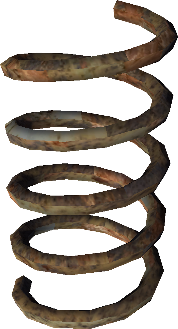 Coil spring png. Image my summer car