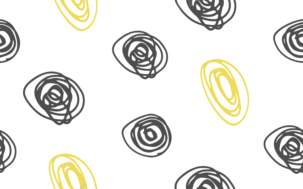 Vector fill pattern. Rotating coil transparent image