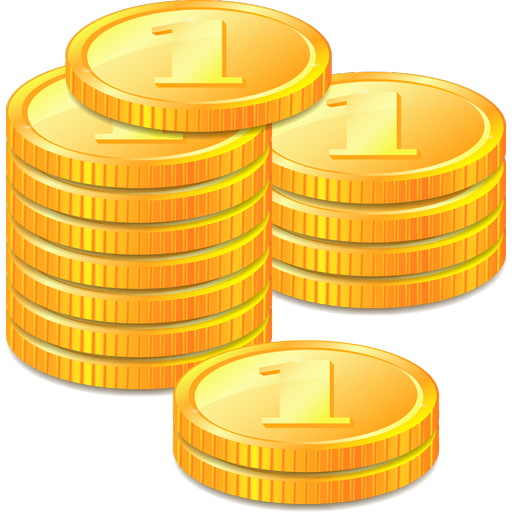 Png coins. Transparent images all free