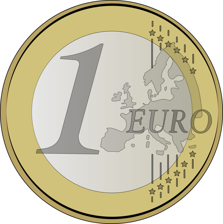 Coins clipart euro. Coin note free