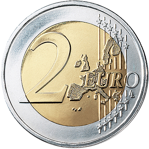 Euro coins png. Coin clipart mart