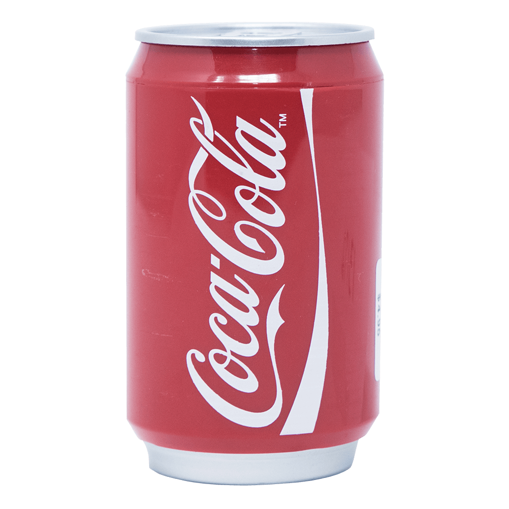 Coke can png. Coca cola toothpick holder