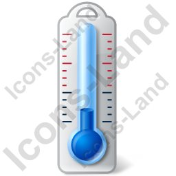 Cold thermometer png. Air icon ico icons