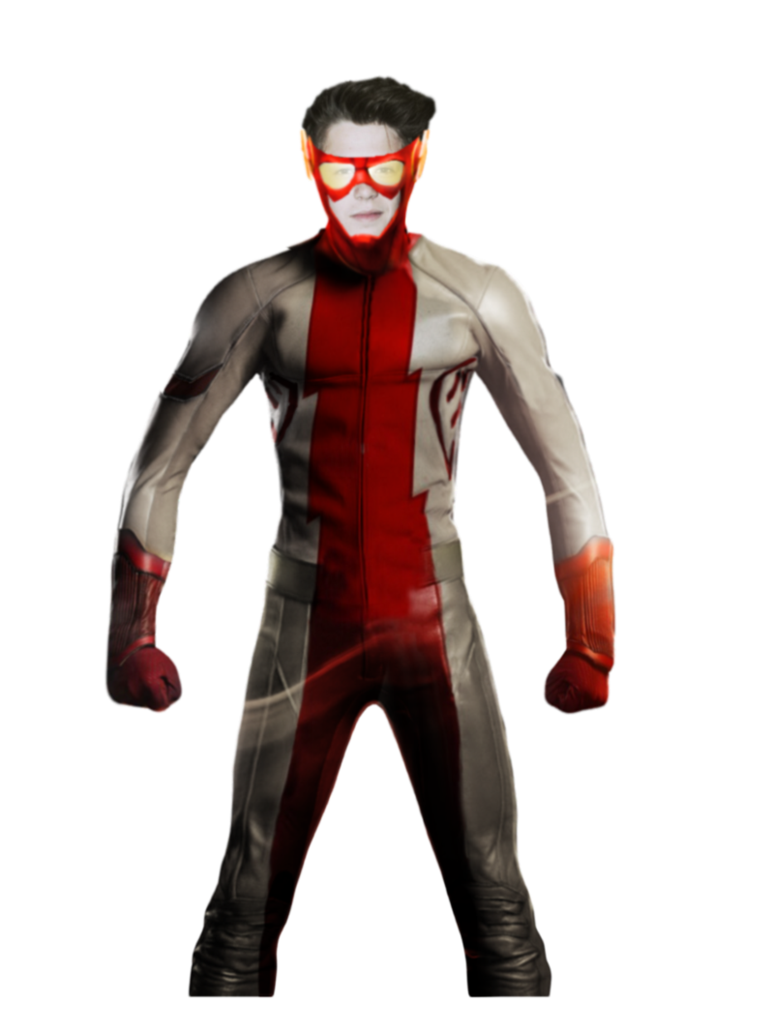Colin ford png. Impulse transparent by savagecomics