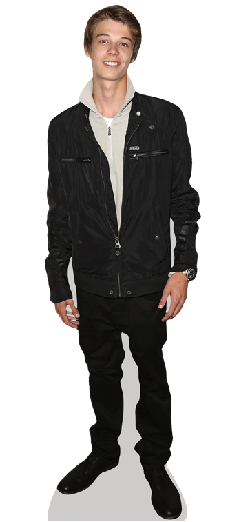 Colin ford png. Cardboard cutout lifesize standee