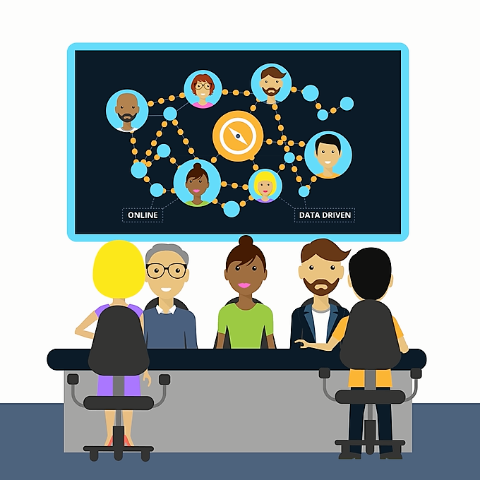 collaboration clipart workforce