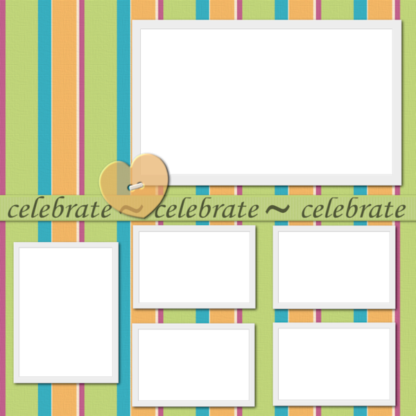 collage frame png