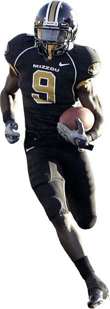 College football player png. Image