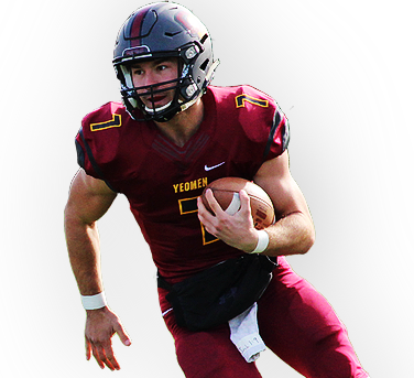 College football player png. Oberlin official athletics website