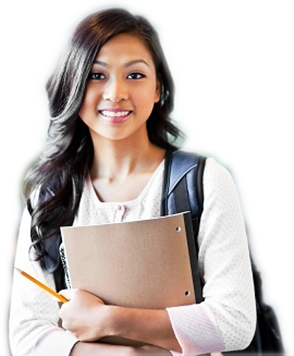 College girl png. Projects training domains