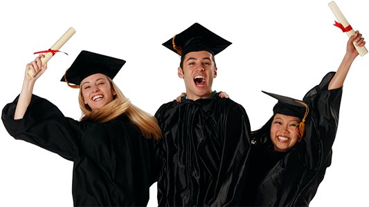 Student Graduation Transparent & PNG Clipart Free Download - YWD
