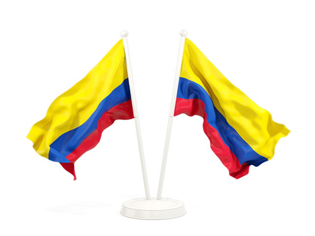colombian flag png