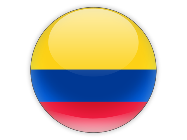 Colombia flag png
